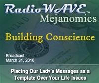 Building Conscience- Mejanomics March 31, 2016