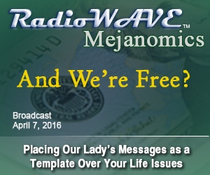 And We're Free?- Mejanomics April 7, 2016