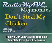 Don't Steal My Chicken- Mejanomics May 5, 2016