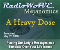 A Heavy Dose- Mejanomics May 12, 2016