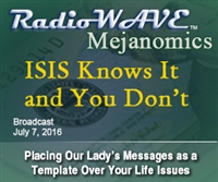 ISIS Knows It and You Don't- Mejanomics July 7, 2016