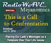 This is a Call to Confrontation- Mejanomics July 21, 2016