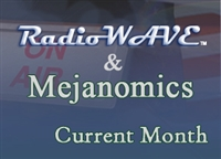 Radio Wave & Mejanomics CD's -Current Month