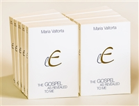 Volumes (1-10) The Poem of the Man-God - Maria Valtorta 2nd Edition