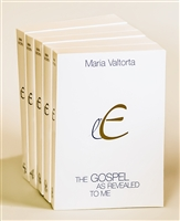 Volumes (1-5) - The Poem of the Man-God - Maria Valtorta 2nd Edition