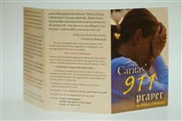 Caritas 911 Prayer