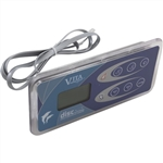 Vita Spa DC700 Topside Control, 8 Button (ICS)