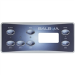 Balboa Standard Digital Overlay, 7 Button