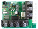 Spa Builders LX-15 Circuit Board With Extended Software 5.31