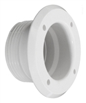 Pentair / BWG Luxury Micro Jet Wall Fitting White
