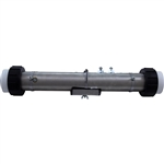 "Universal FloThru Heater Assembly, 5.5 KW, 15"", 2"""