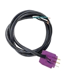 Blower Power Cord J J SMD Application 120V