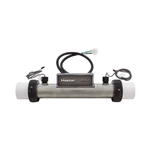"Balboa VS100 Flo-Thru Heater, 1.0KW, 10"", M7, 58198-01"