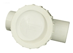 "Waterway Swing Check Valve Tee 1"" Sl X 1"" Sl"