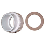 Union 2 Pump w Gasket Tailpiece