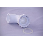 "Pump Union, 2"" w/ 90 Deg Sweep"