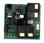 Sweetwater Spas LX-15 Circuit Board No Circ, LED