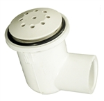 "Waterway Top-Flo Air Injector 1/2"" Sl Elbow Style White"