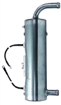 ****DISCONTINUED*** Vita Spas / DM Industries generic Heater Assembly, Low Flow, 4.0 / 4.5 KW