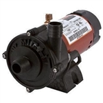 "Waterway Tiny Might Circ Pump 230 Volt 50/60HZ 1"" Barb"