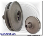 Impeller Waterway Center Discharge Series