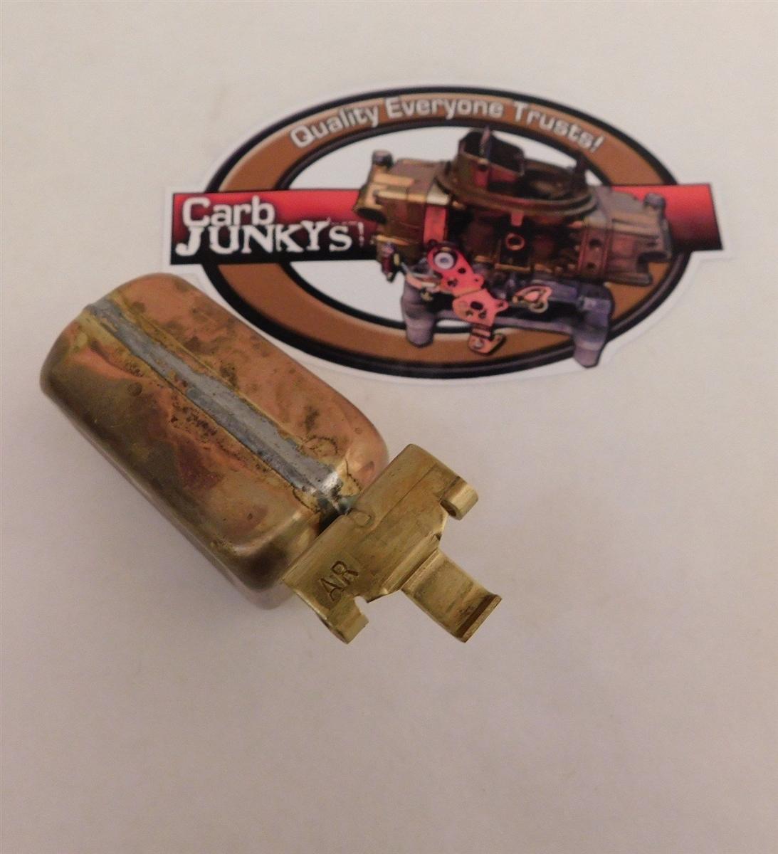Nitrophyl Float Holley Carburetor 2300 4150 1967-72 Alcohol Resist Chevy Mopar