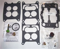 Carter AFB Carburetor Repair Kit Cadillac 57 - 66 Pontiac 61 - 66 Alcohol Resist