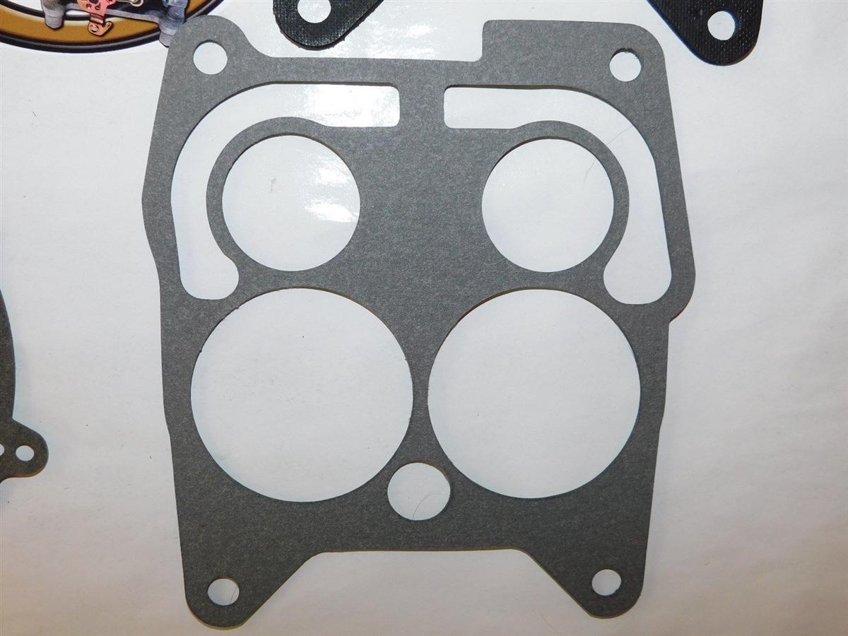 Rochester Quadrajet Carburetor High Performance Needle /& Seat .134 Viton Tip