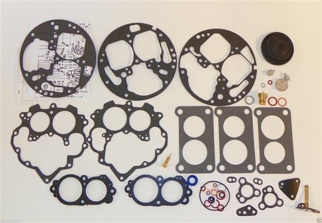 Carburetor Rebuild Kit Agricultural Indust Zenith Fuel Sys