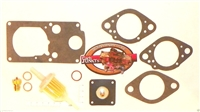 VW Beetle Fastback Karmann Ghia Super Beetle Transporter Carburetor Repair Kit