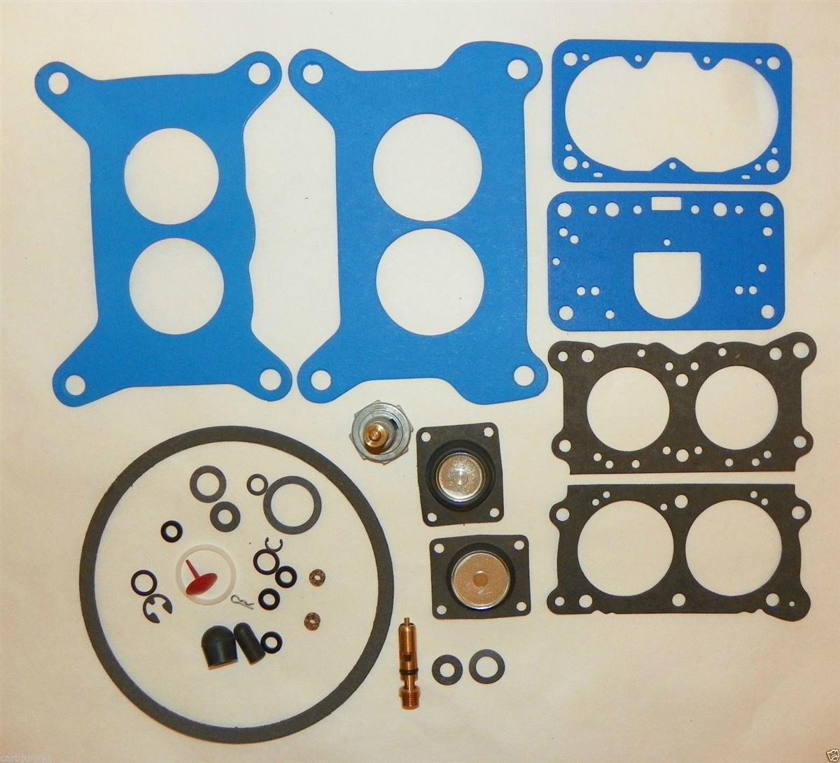 Holley Performance 2 Barrel 2300 4412 7448 80787-1 80583-1 Carburetor Kit
