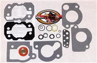 Throttle Body Injection TBI Rebuild Kit 87 - 93 Buick Cad Chev GMC Olds Pontiac
