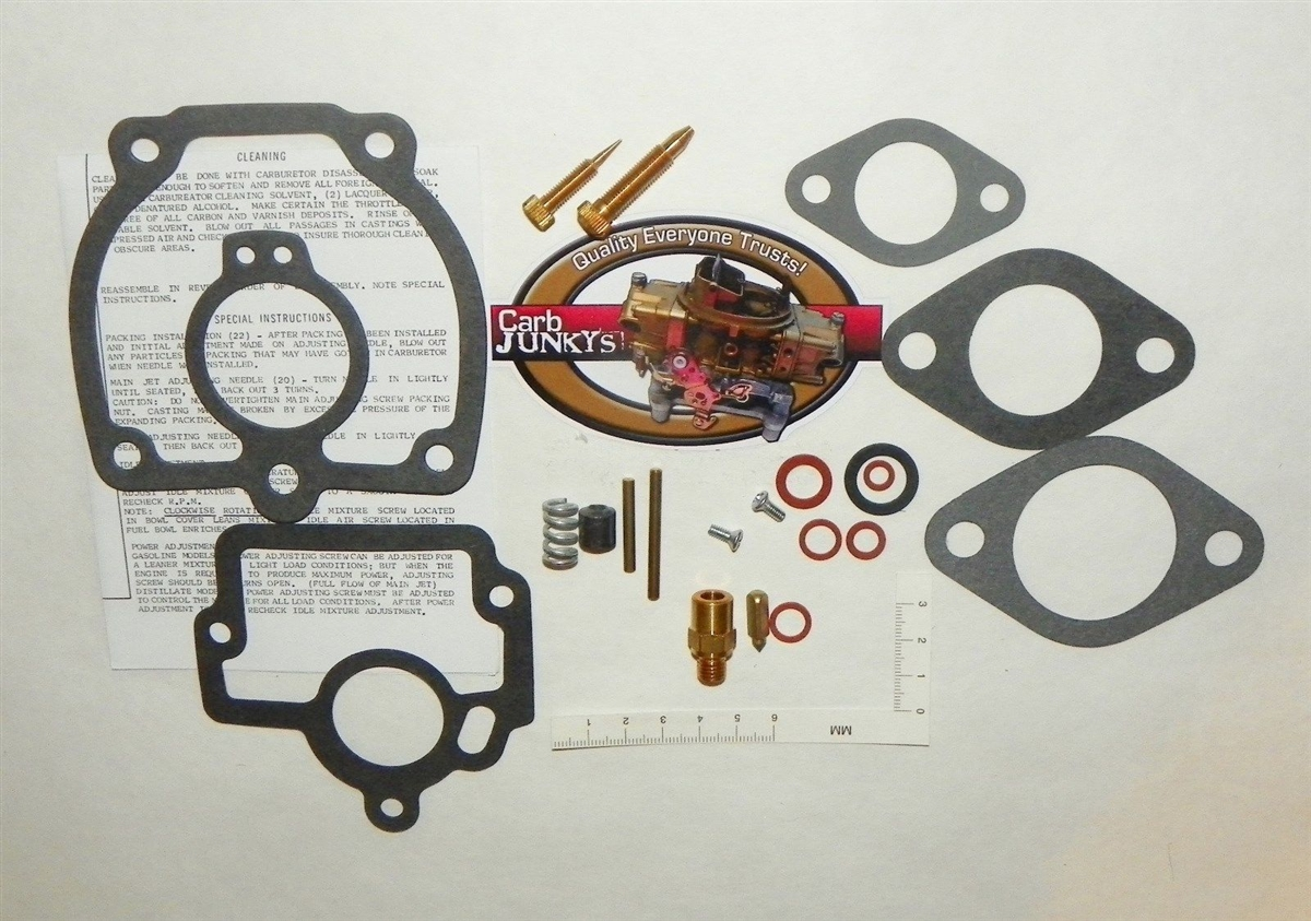 IHC Carburetor Rebuild Kit Agricultural Industrial International Harvester