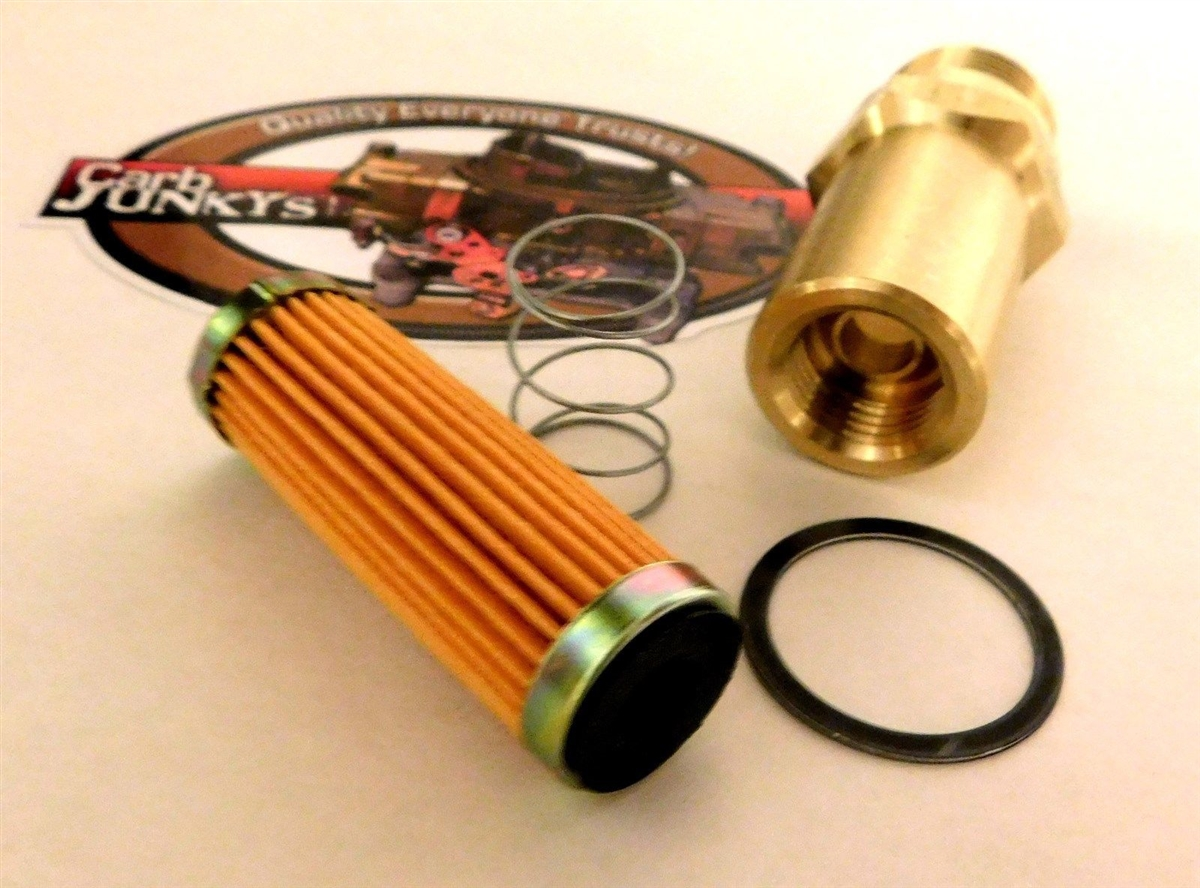 Fuel Inlet Fitting Kit 7/8 - 20 2