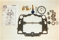 Weber Carburetor Fuel Sys Repair Kit Marine W-4 9665 9774 9779 9780 9781 9782