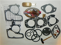 Carter YF 1962 - 72 1B Carburetor Repair Kit GM Chev Jeep Kaiser Ford Merc Pont