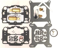 Carter 4 Barrel Carburetors Parts