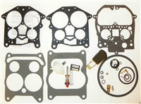 Mercruiser Carburetor REBUILDERS Repair Kit Quadrajet 4MV 4MC Marine Float