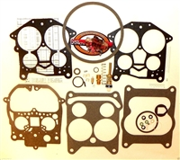 Marine Mercrusier Crusader Volvo Penta Carburetor Repair Kit Quadrajet 19033