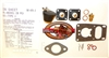 1954 - 60 1200cc Volkswagen Carburetor Kit VW Solex SL-1 Alcohol Resistant Float