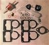 Solex Carburetor Repair Kit VW Beetle 30 PICT-2 34 PICT-3 H30-31 Float & Filter