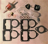 Solex Carburetor Repair Kit VW Beetle 30 PICT-2 34 PICT-3 H30-31 Float & Nozzle
