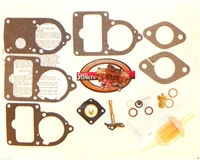 PICT Carb Rebuild Kit VW Carburetor Repair Solex Carb Kit Bug Beetle w/Filter