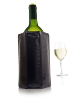 Vacu Vin Active Wine Cooler in Black