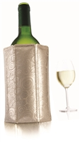 Vacu Vin Active Wine Cooler in Platinum