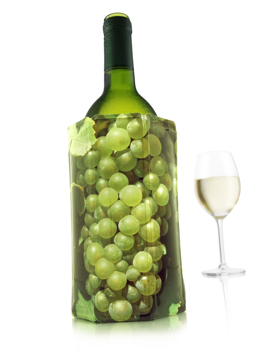 Vacu Vin Active Wine Cooler In White Grapes