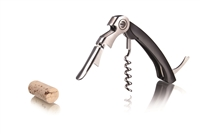 Vacu Vin Double Hinged Corkscrew with Foil Cutter