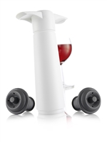 Wine Saver Giftpack White