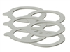 Replacement Bormioli Fido Jar Gaskets (6 QTY)