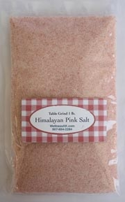 1 lb. Himalayan Pink Salt Table Grind Refill